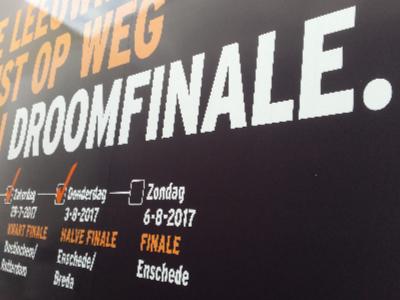 EK vrouwenvoetbal 2017 ook goed voor M line