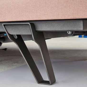 Design poot metaal